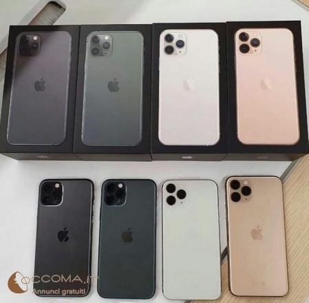 PayPal/BONIFICO Apple iPhone 11 Pro Max, 11 Pro, Samsung S