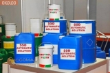 SSD SOLUTION CHEMICALS Activation powder delivery worldwid