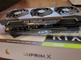 MSI NVIDIA GEFORCE RTX  3090 SUPRIM X 24G  GRAPHICS CARD