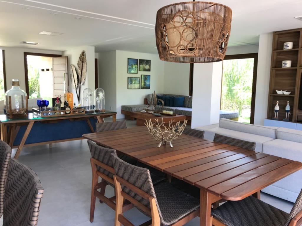 Esempio di casa restaurata per la vendita